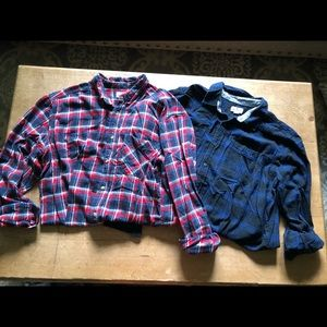 Woolrich Flannels